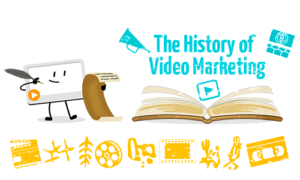 the history of video marketing