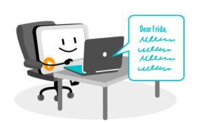 Marketing: Personalisiert durch persönlich adressierte Mails