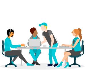 Maximizing coworking using videos