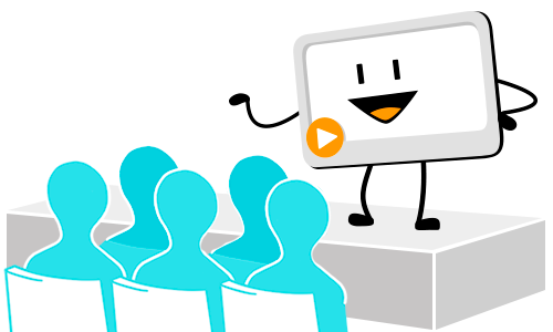 building relationships with videos and storytelling Kunden Beziehungen Humor