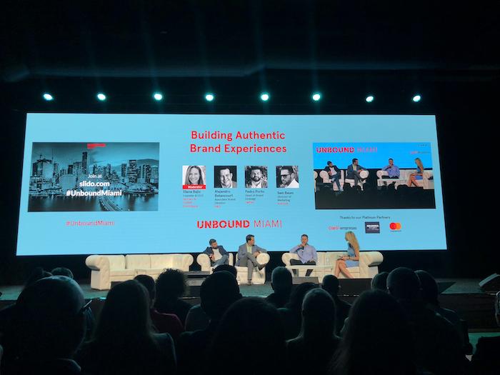 building authentic brand experiences unbound miami
