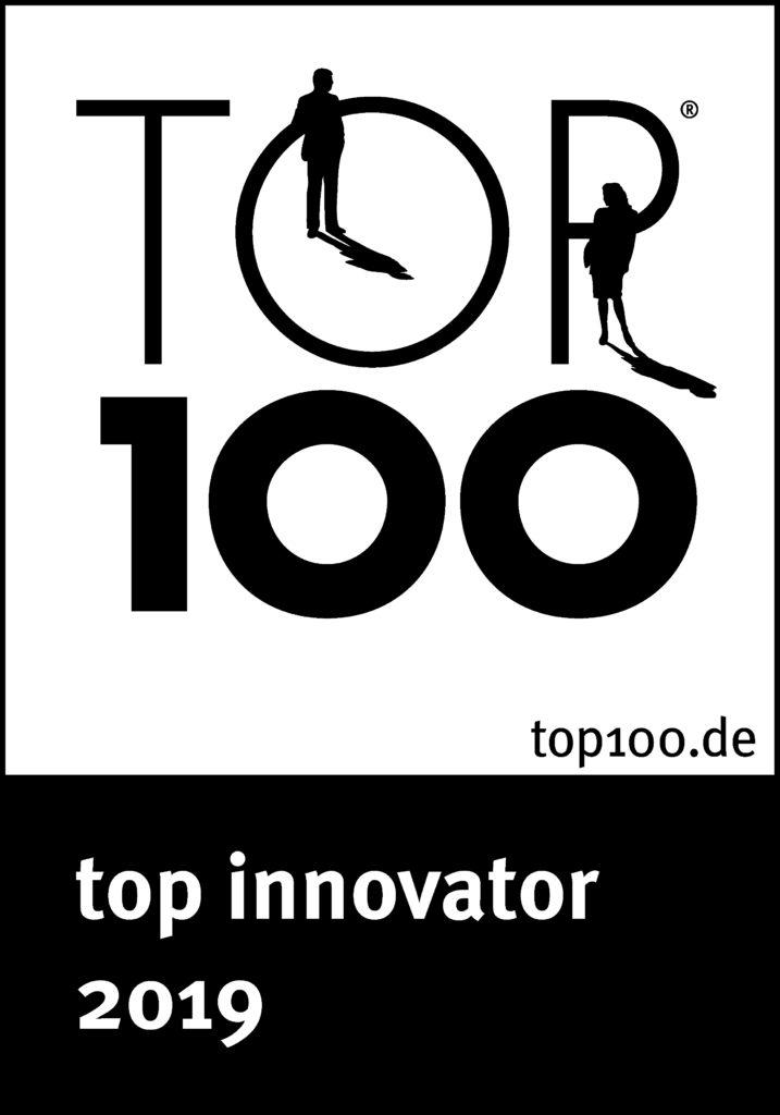 Top 100 top innovator