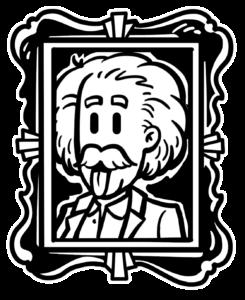Albert Einstein im Business
