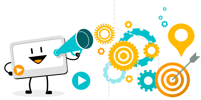 attract target group with video marketing