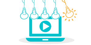 Be innovative when creating video content