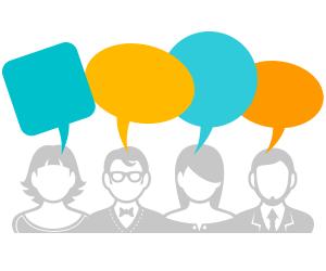 Communication between customer and freelancer