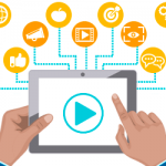 Include videos in your email to get maximum traction to your website