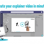 Create explainer videos with simpleshow video maker