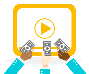 Interactive training videos can be made more engaging by gamifying the content