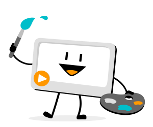 The design of a video has a very important role in video accessibility. If the video design is too busy, it will be difficult to follow and translate.