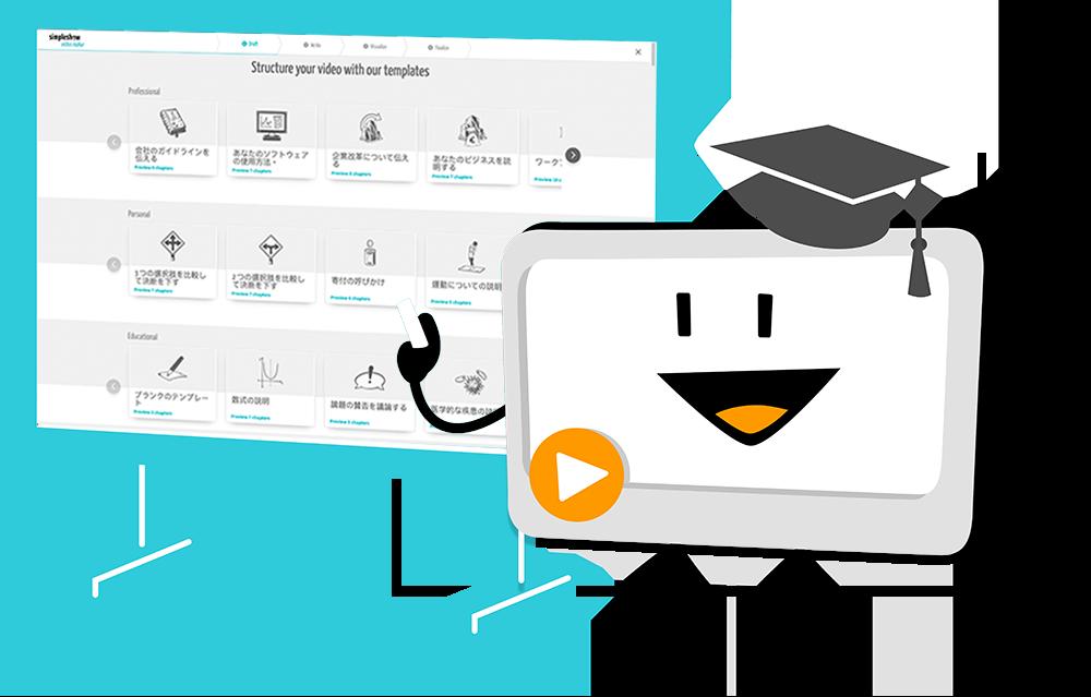 So werden Softwareprodukte weiterentwickelt, um mit Hilfe von künstlicher Intelligenz mehr Sprachenvielfalt zu ermöglichen. Der technologische Fortschritt ermöglicht es nun, auch den simpleshow video maker in 20 neuen Sprachen anzubieten!