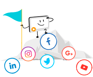 For a good video content marketing strategy it is important to consider on which social media platforms you post your content.