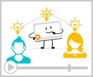Adding explainer videos to your business website offer a better insight into your workflow—informing your audience about the problems you can solve for them.
