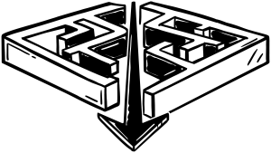 labyrinth - simpleshow explainer video keeps it simple