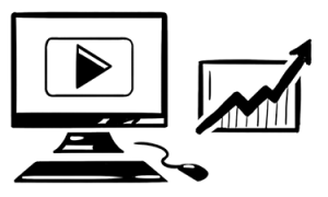 A video on your landing page will increase conversions