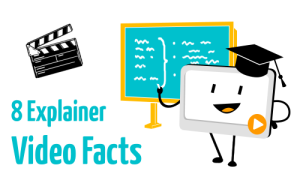 Find out about the most relevant explainer video facts