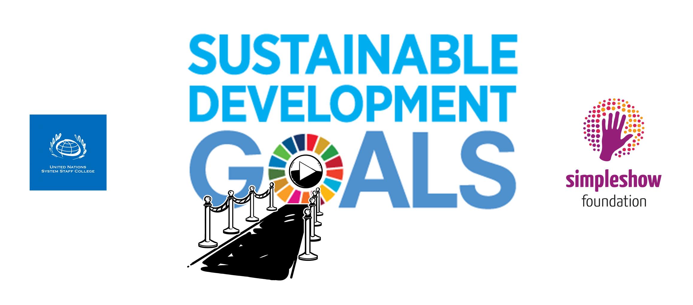 simpleshow foundation Sustainable Development Explainer Video Contest