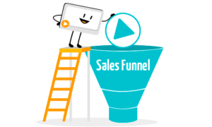 Using video throughout the sales funnel