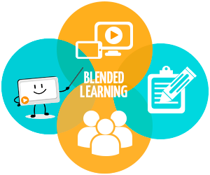 using video technology to enhance blended learning