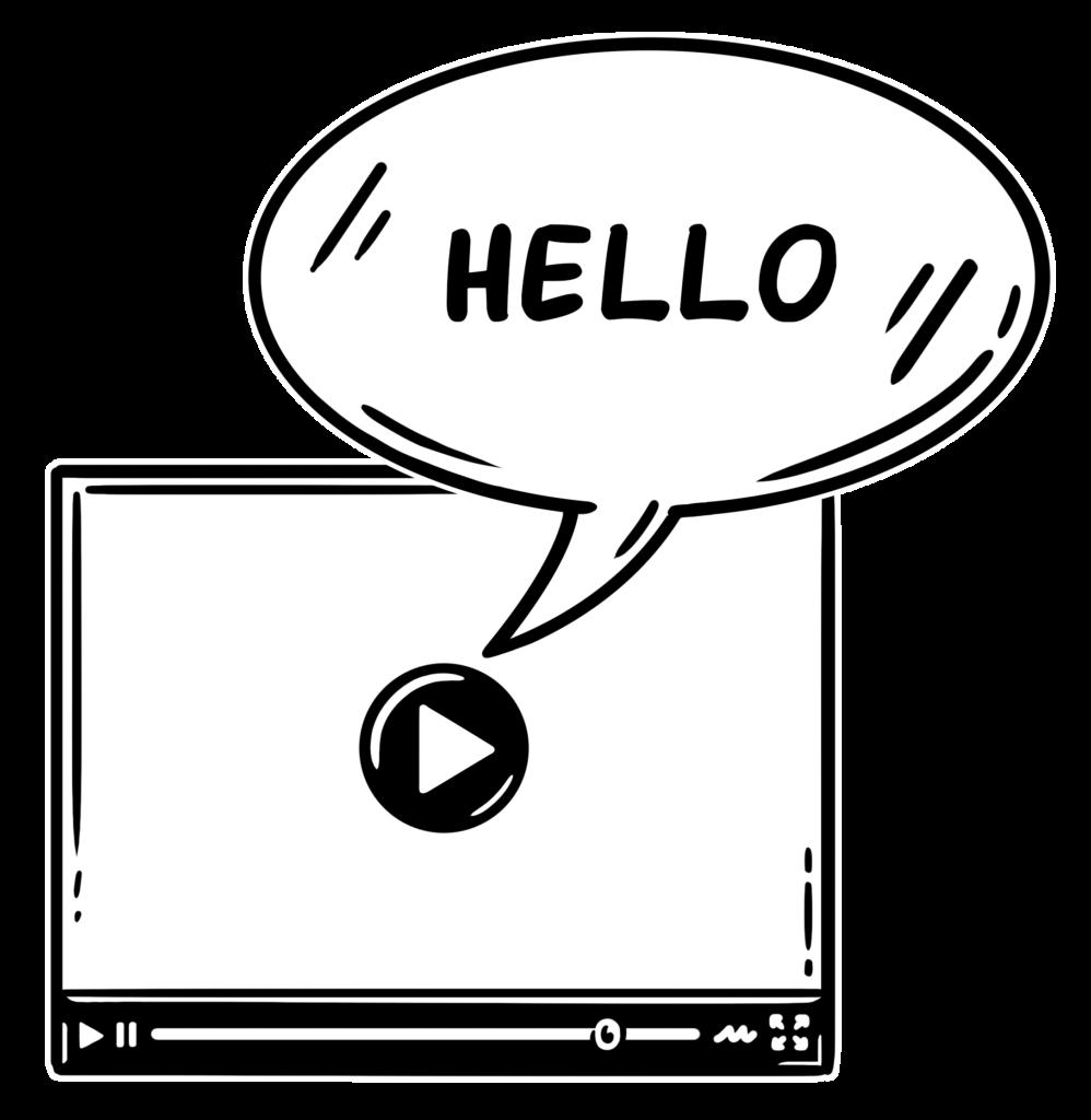 Hello video content