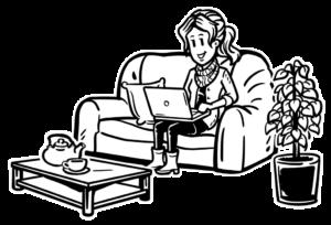 Produktivität durch Entspannung