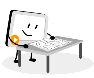 Creating an organized work scheduele is important part of eLearning