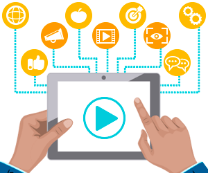 The different types of business videos that would go viral according to the platform