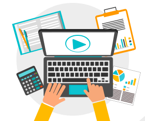 Video training is a nice way to help sales teams to be more successful.